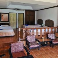A/C Garden Hill Villa (2 rooms, kitchen)